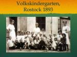 volkskindergarten rostock 1893