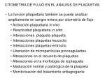citometria de flujo en el analisis de plaquetas1