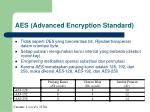 aes advanced encryption standard3