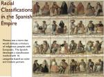 racial classifications in the spanish empire