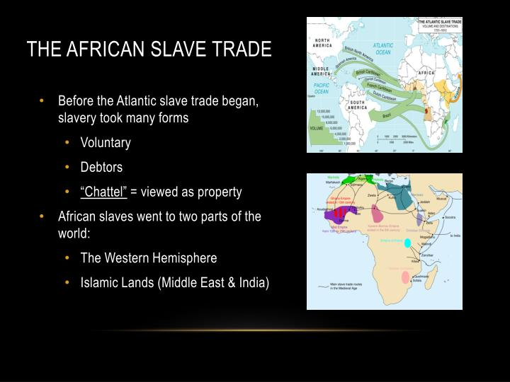 the effects of the atlantic slave trade [summary]free atlantic slave trade essays and papers these results are sorted by most relevant first (ranked search) europeans in the age of the slave trade sometimes justified enslavement of africans by pointing out that slavery already existed on that continent.