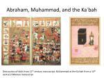 abraham muhammad and the ka bah