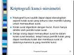 kriptografi kunci nirsimetri1