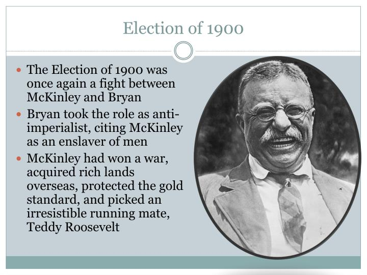 election of 1900 n.