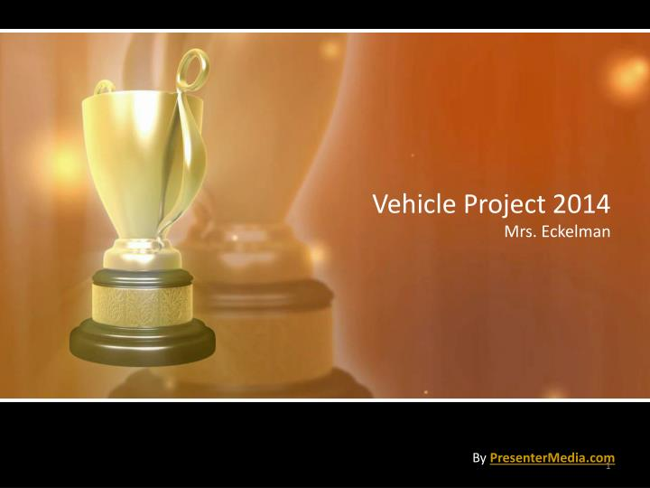 vehicle project 2014 n.