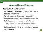 adding grade columns2
