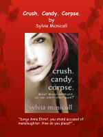 crush candy corpse by sylvia mcnicoll