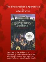 the graverobber s apprentice by allan stratton