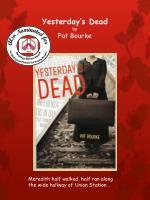 yesterday s dead by pat bourke
