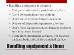 handling equipment linen2