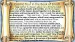 cosmic tour in the book of enoch