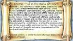 cosmic tour in the book of enoch8