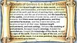 details of genesis 6 in book of enoch