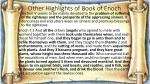 other highlights of book of enoch1