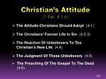 christian s attitude 1 pet 4 1 6