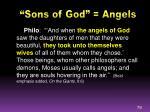 sons of god angels1