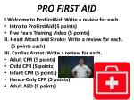 pro first aid1