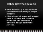 esther crowned queen2