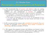 1 5 ocular care preconception during pregnancy postpartum