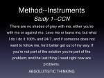 method instruments3