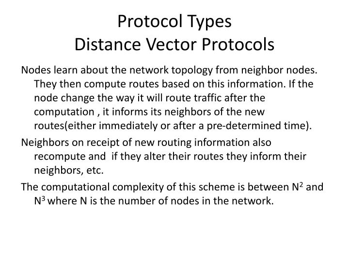 Protocol Types