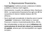 5 repressione finanziaria