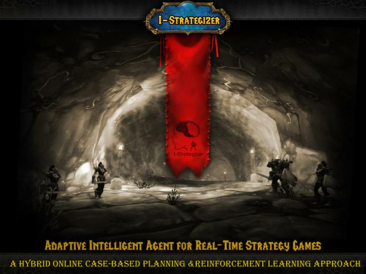 adaptive intelligent agent in real time strategy games n.