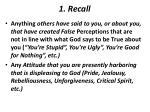 1 recall2