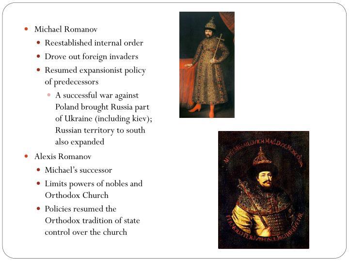 Michael Romanov