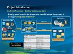 project introduction5