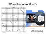 wheel layout option 2