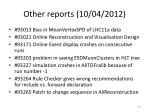 other reports 10 04 2012
