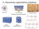 5 estructuras y geometr as cristalinas4