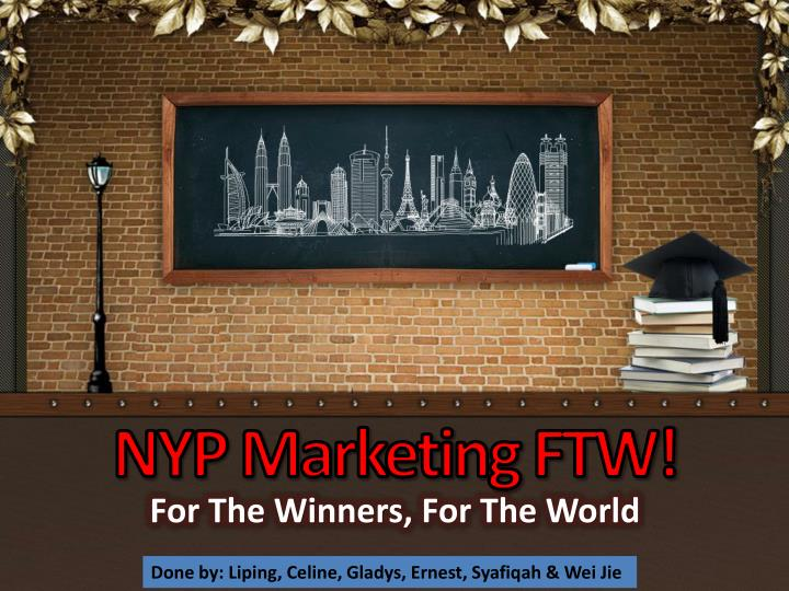 nyp marketing ftw n.