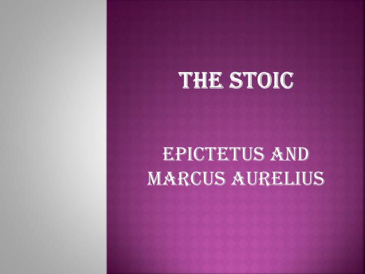 the stoic n.