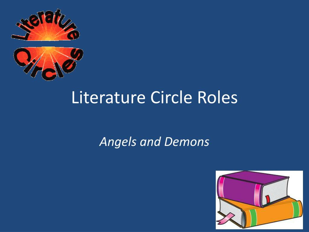 PPT   Literature Circle Roles PowerPoint Presentation, free ...
