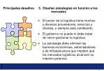 principales desaf os 3 dise ar estrategias en funci n a los mercados