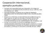 cooperaci n internacional ejemplos puntuales3