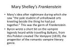mary shelley s frankenstein1