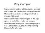 very short plot1