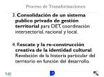 proceso de transformaciones1