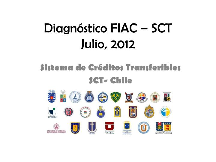 diagn stico fiac sct julio 2012 n.