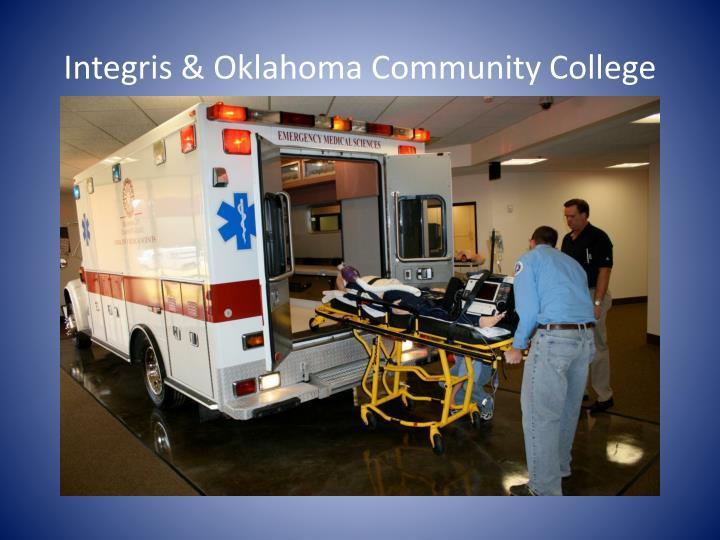 Integris & Oklahoma Community College