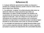 reflexiones 2