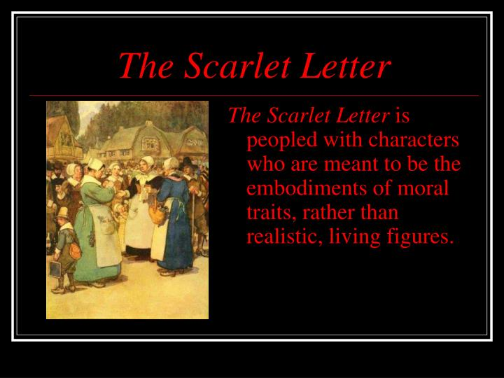 "scarlet letter characteristics America's latest ""scarlet letter progressive social movements have certain essential characteristics as the world socialist web site has often."
