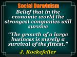 social darwinism1
