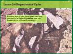lesson 3 4 biogeochemical cycles