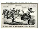 capture of jefferson davis may 10 1865