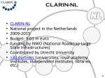 clarin nl