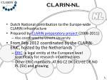 clarin nl1